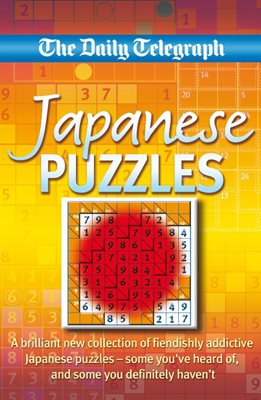 Book cover for Daily Telegraph Book of Japanese Puzzles